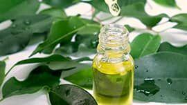 A teafaolaj szappan megtisztítja és ellazítja a bőrt
