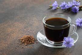 A cikória kávé egy egészséges kávé alternatíva