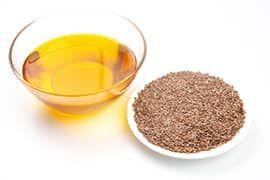 A lenmagolaj fontos tápanyagokat tartalmaz