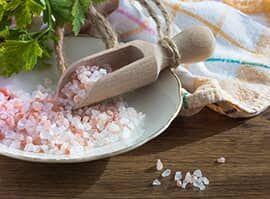 A himalája só a világ egyik legjobb és legtisztább minőségű sója