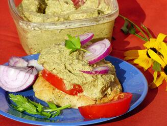 shiitake gombakrém recept bulkshop vegán növényi alapú plantbased
