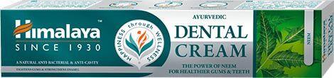 Himalaya ajurvédikus fogkrém 100g Neem