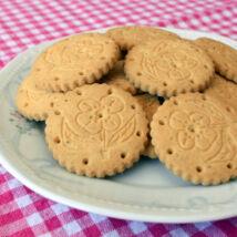 Gluténmentes édes keksz, 400g, Gullón, Maria